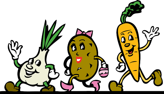 Cum sa mananci zilnic cel putin 5 tipuri de fructe si legume