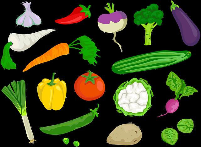 TOP legume extrem de sanatoase de consumat vara