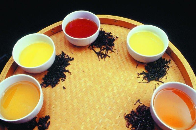 Tipuri de ceaiuri si beneficiile acestora pentru sanatate