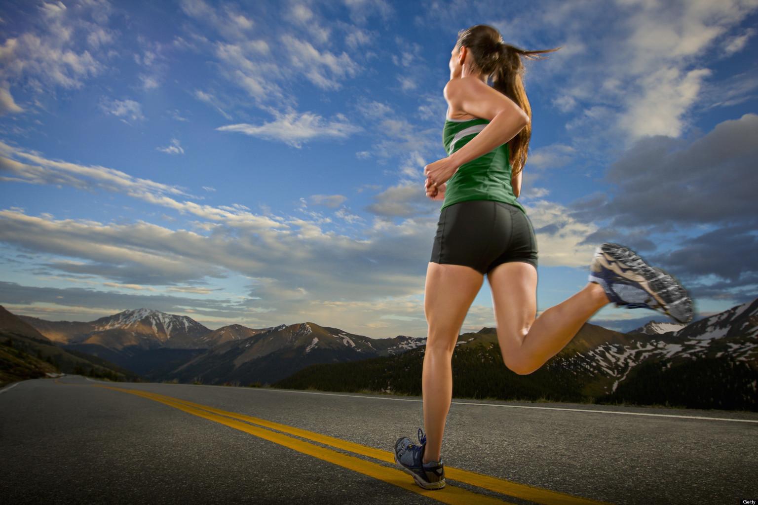 Alergatul ar putea face mai mult rau inimii
