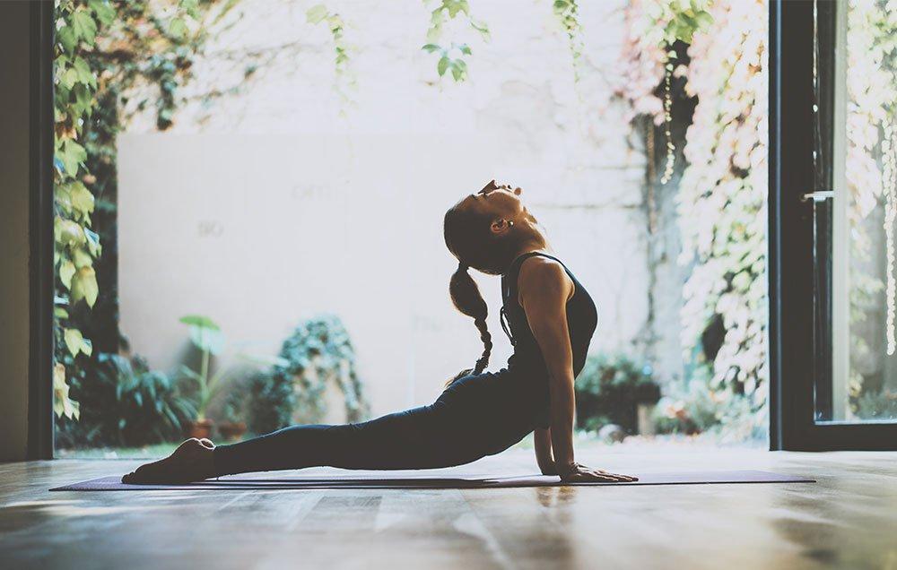 Yoga poate fi considerat un antrenament aerobic?