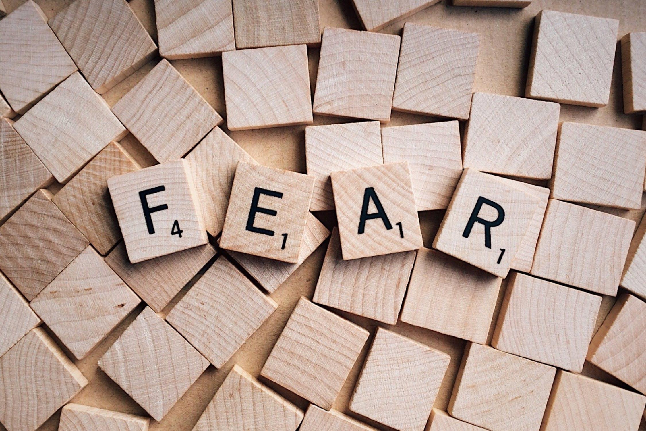 Senzatia de frica te impiedica sa iti indeplinesti visul? Iata care sunt pasii pe care trebuie sa ii urmezi