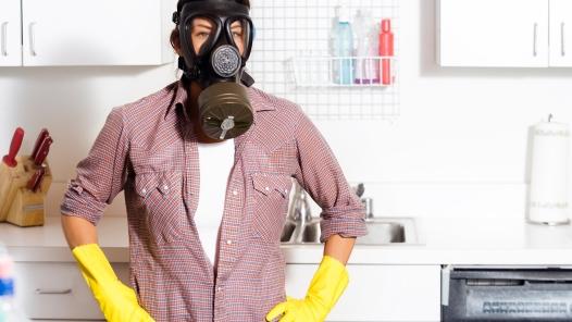 Casa ta poate fi un focar de infectie pentru copiii tai. Iata de ce