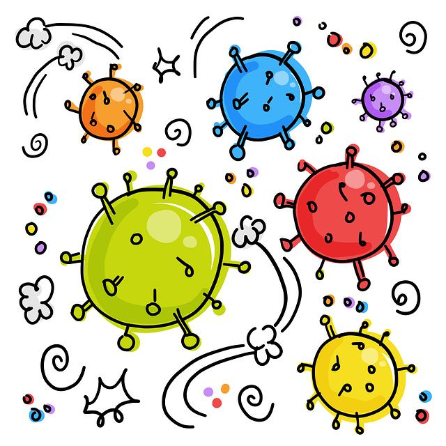 Bacterii bune vs. Bacterii rele care se afla in intestine. Tu stii diferenta?