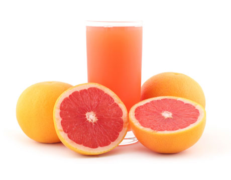 Cat de toxic este fructul grapefruit