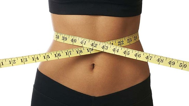 în continuă mișcare pentru a pierde în greutate