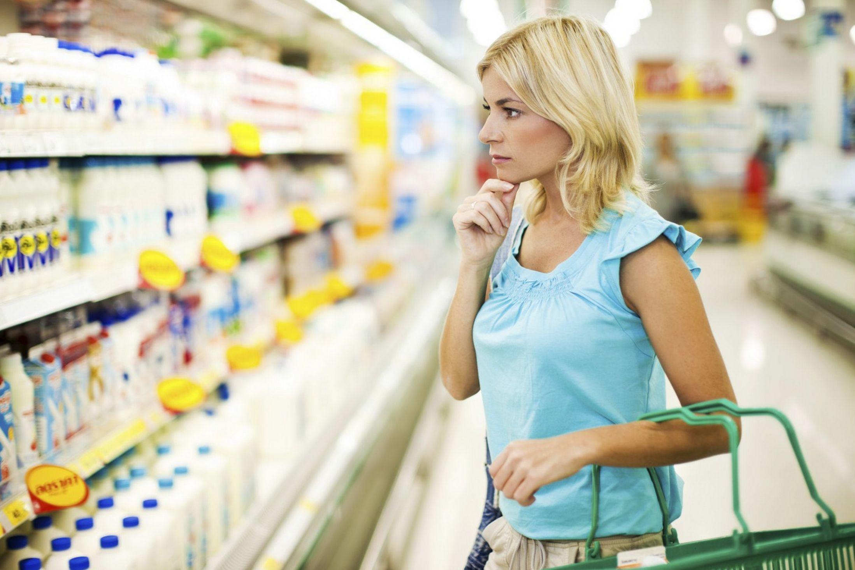 Cele mai mari greseli pe care le faceti intr-un supermarket