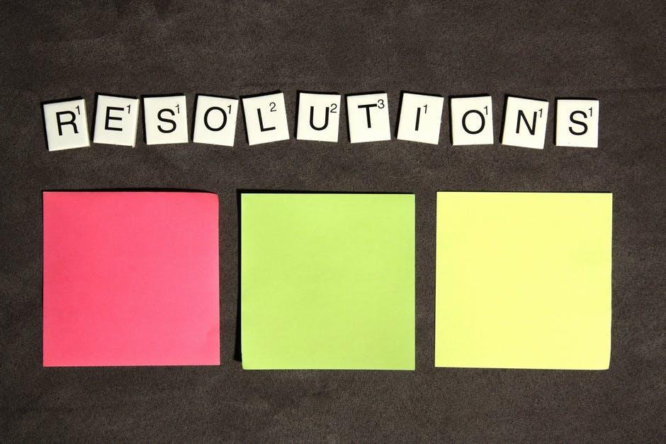 3 rezolutii pentru 2019 pentru un stil de viata sanatos