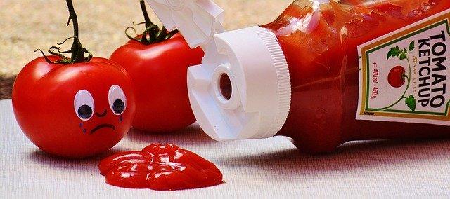 Ketchup de casa. Reteta simpla si gustoasa