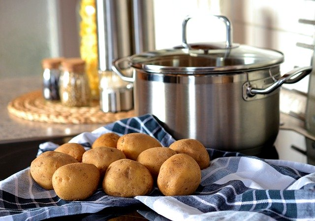 Dieta rapida cu cartofi fierti