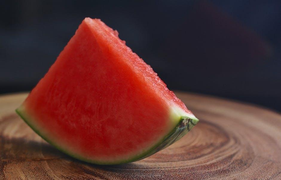 4 alimente pentru detoxifierea de vara