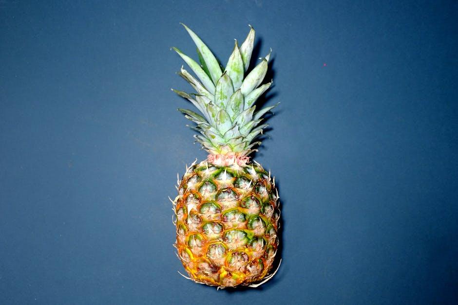 Cat zahar contine ananasul