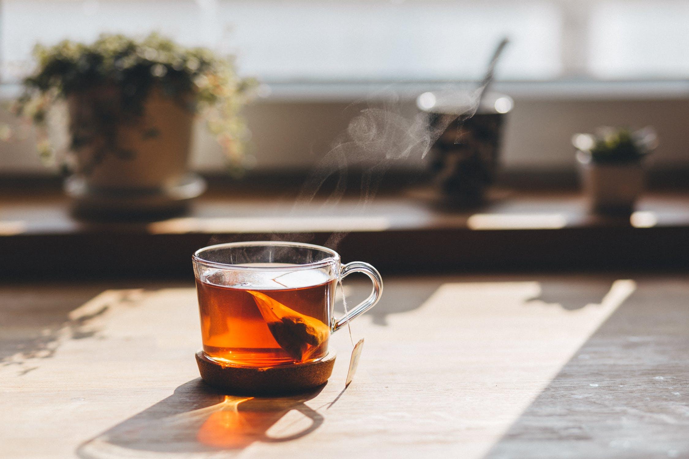 Ceaiul alb - Care sunt principalele beneficii pentru sanatate?