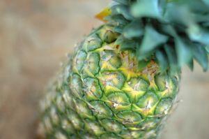 Ananasul, arma secreta pentru ingrijirea tenului