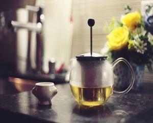 Ceaiul verde, secretul siluetei si frumusetii tale