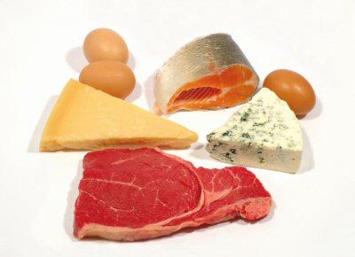 Dieta pe baza de proteine