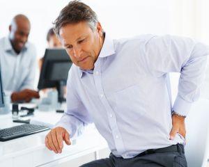 5 cauze ale durerilor de spate