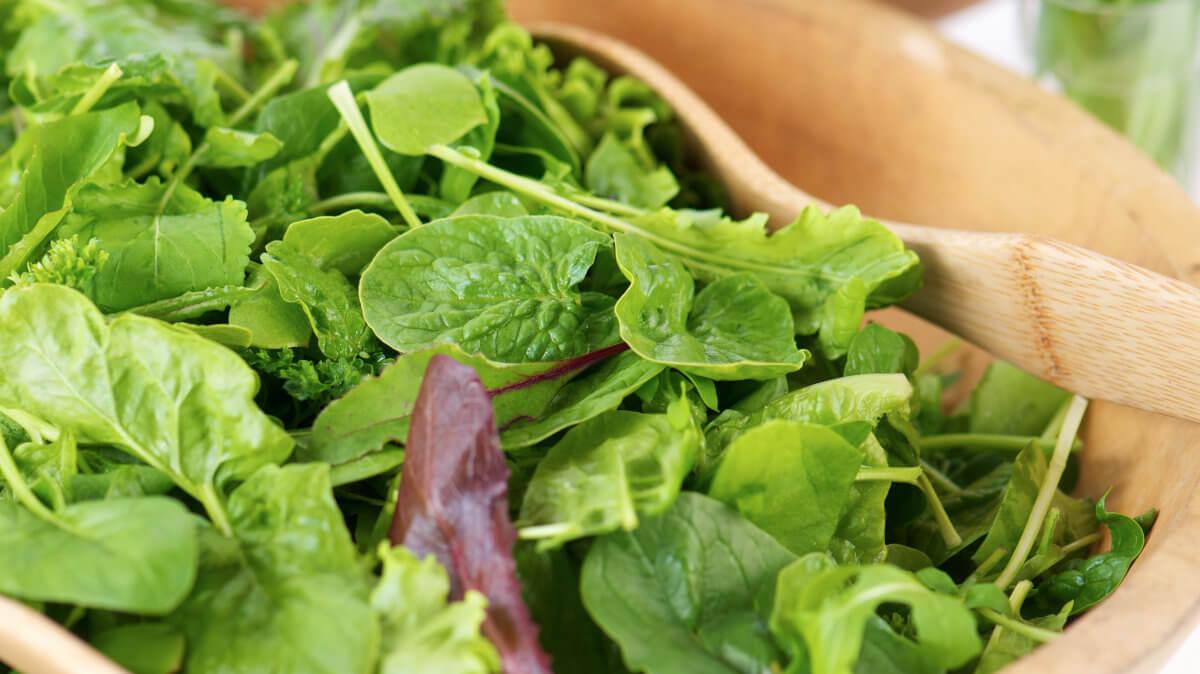 Cat de nutritiva este salata la punga?