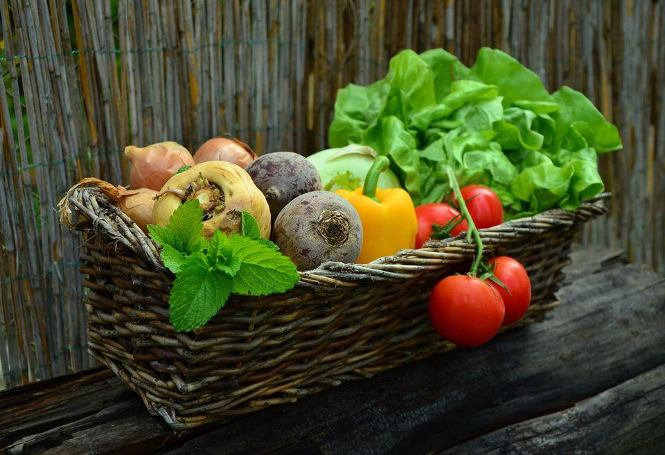 Ramai sanatoasa iarna cu ajutorul fructelor si legumelor