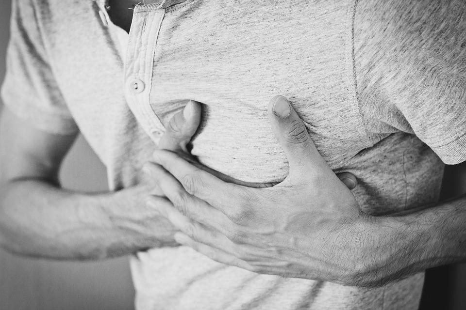 6 cauze ale durerii in piept care nu au legatura cu infarctul