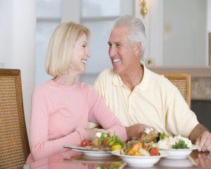Dieta recomandata pentru persoanele in varsta