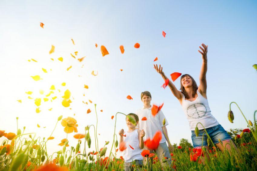 5 reguli pentru o viata fericita