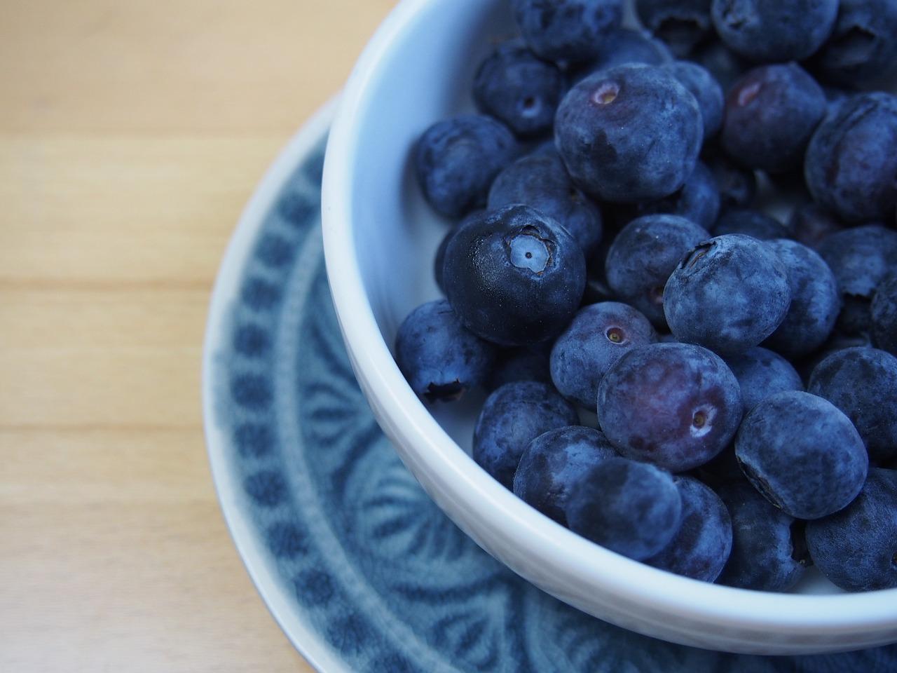 7 motive intemeiate pentru a consuma mai multe afine