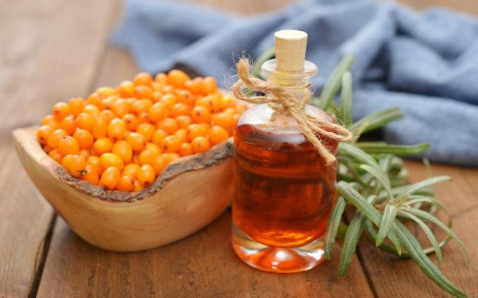 Uleiul de catina. 7 beneficii pentru sanatate
