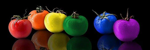 Ce proprietati ascund culorile legumelor
