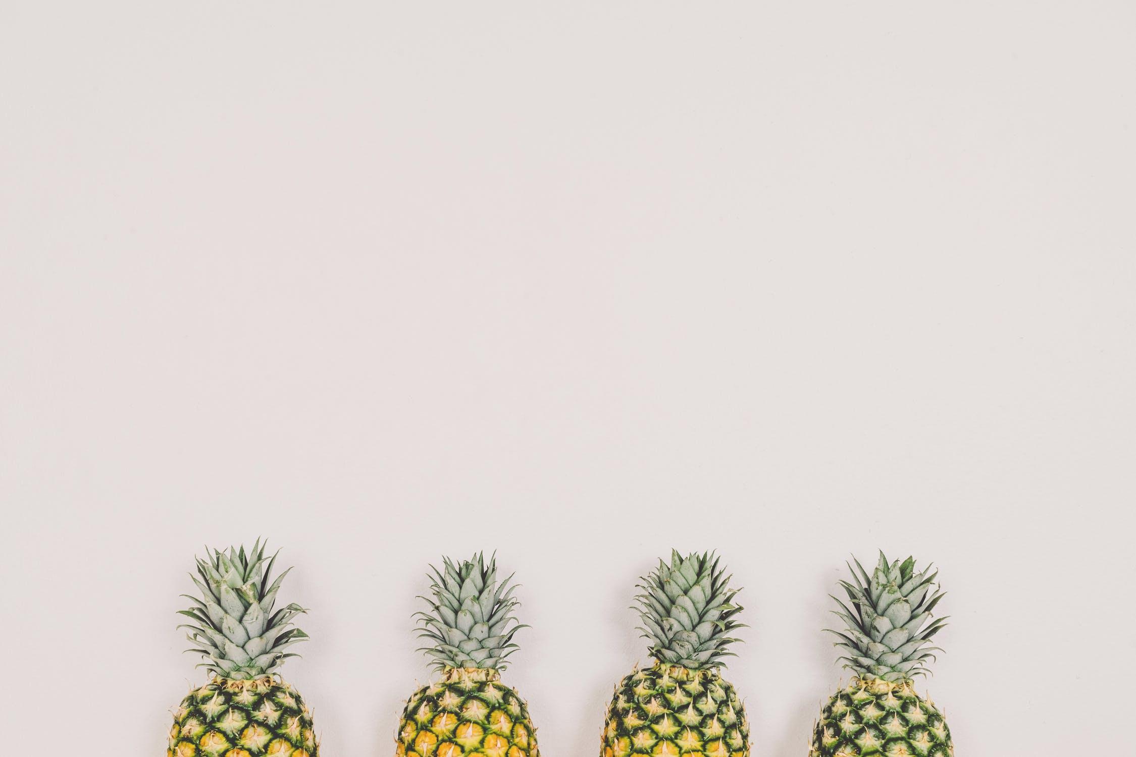 Cum iti dai seama daca ananasul este copt