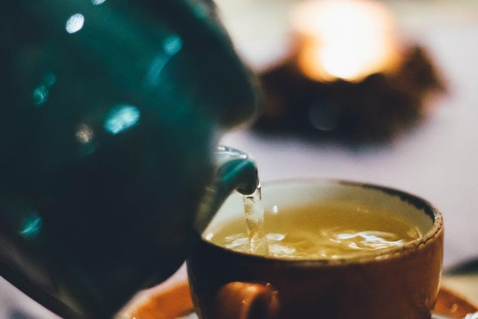 Ceai din seminte de mac - Principalele beneficii pentru sanatate