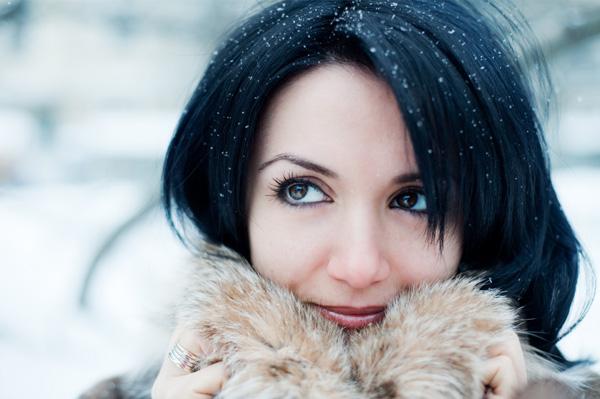 Femeile imbatranesc cu 5 ani in fiecare iarna