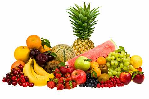 Fructele - izvor de sanatate