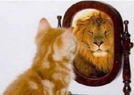Invatati sa iubiti ceea ce vedeti in oglinda