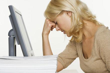Cea mai intalnita boala: stresul