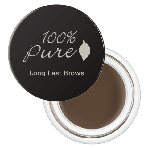 100 Percent Pure - Long Last Brows Gel pentru sprancene