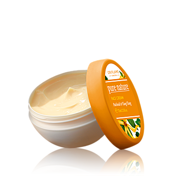 Oriflame - Pure Nature Patchouli & Ylang Ylang Face Cream