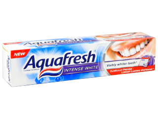 Aquafresh - Intense White Pasta de dinti