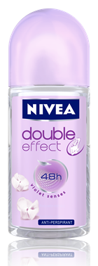 NIVEA Deodorant Double Effect Roll-on