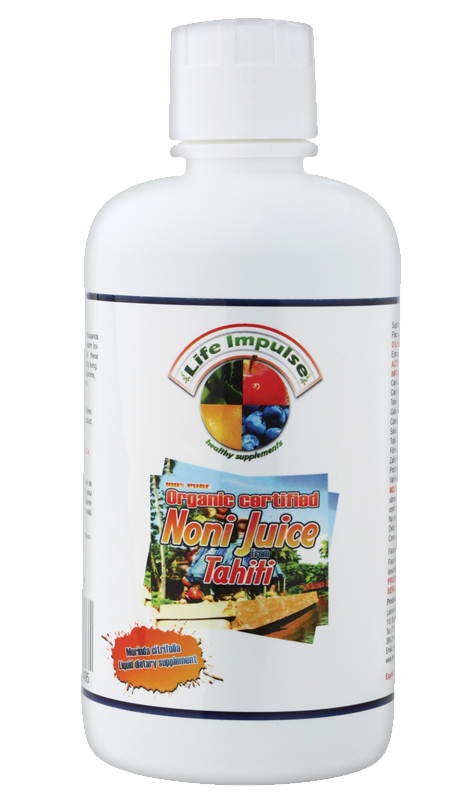 Life Impulse - Supliment alimentar lichid cu Noni Tahiti 100%