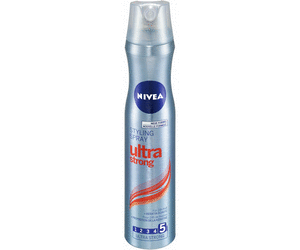 Nivea - Styling Spray Ultra Strong