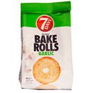 7 Days - Bake rolls cu usturoi