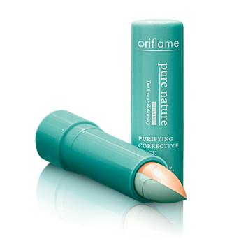 Oriflame - Pure Nature Organic Tea Tree & Rosemary Purifying Corrective Stick