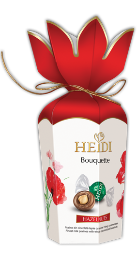 Heidi Bouquette Hazelnuts - Praline