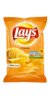 Lays - Chips with Cheese
