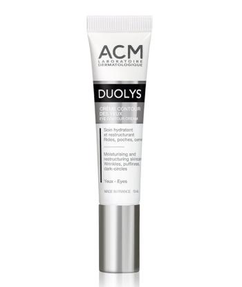 ACM - Duolys Crema hidratanta si restructuranta contur ochi