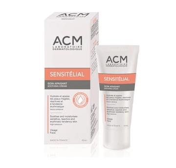 ACM - Sensitelial Crema calmanta pentru piele iritata