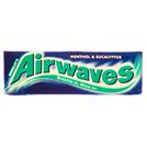 Airwaves - Guma de mestecat cu arome de mentol si eucalipt