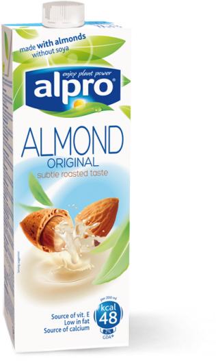 Alpro - Bautura din migdale