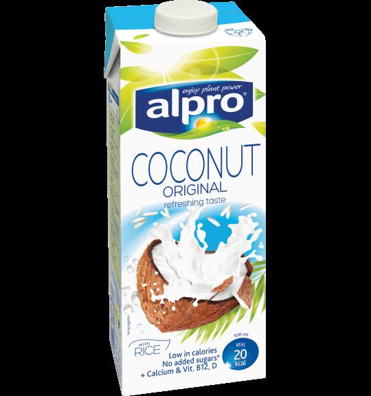 Alpro - Bautura din nuca de cocos